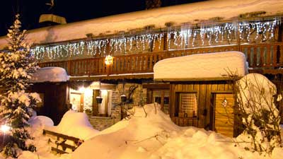 Val-d'Isere cottage for rent