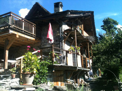 Location chalet Bourg-Saint-Maurice