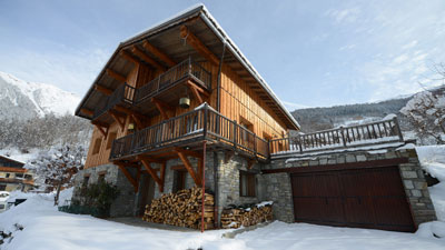 Location Sainte-Foy-Tarentaise Chalet Noel